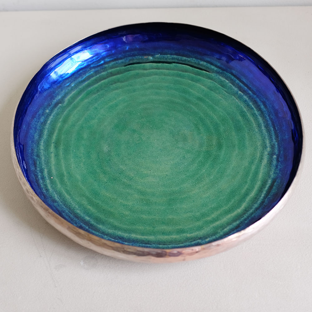 Copper-and-Enamel-Bowl-by-Paolo-Marini-iii