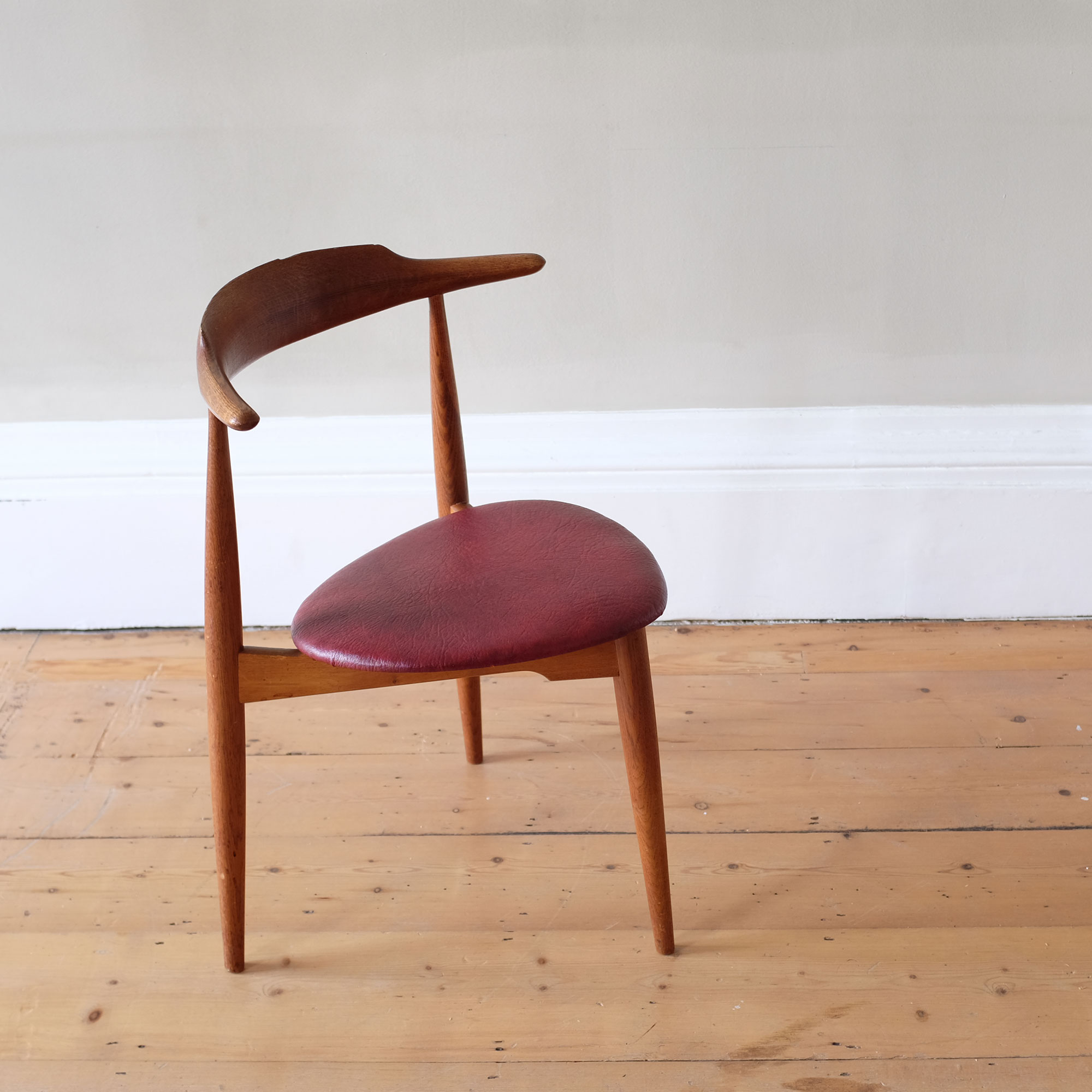 Vintage-Hans-Wegner-Heart-Chair-vii